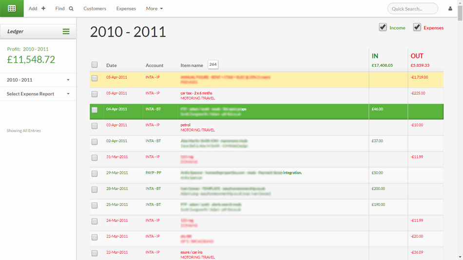 Development of Bespoke Web-based Software